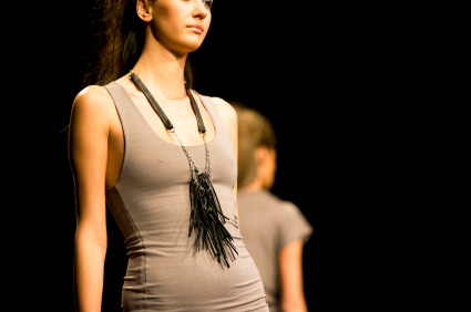 Snygg kroppsnära klänning